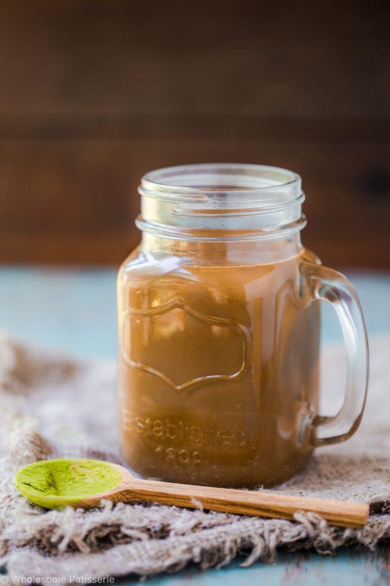 Matcha_vroča_čokolada