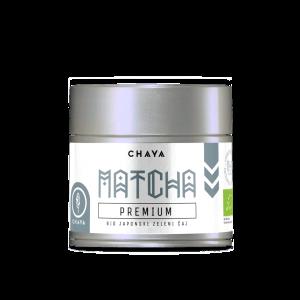 Matcha Premium Bio čaj embalaža